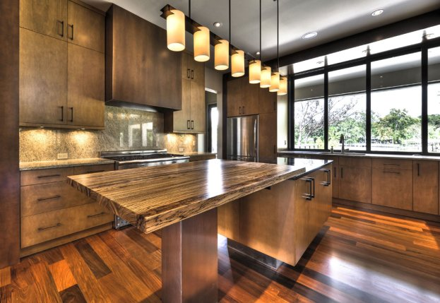 Zebra Wood End Grain 2 San Diego - The Countertop Company
